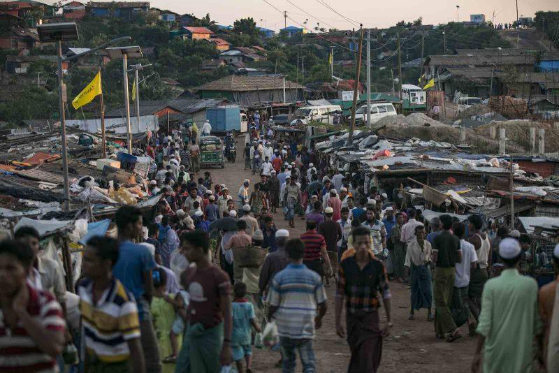 Rohingya Bangladesh Tak Terima
