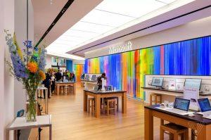 Microsoft Umum Tutup Semua Rangkaian Kedai Di Seluruh Dunia