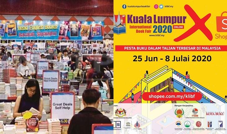 Pesta Buku Antarabangsa Kuala Lumpur 2020 Catat Kelainan Dengan Penganjuran Secara Dalam Talian 2