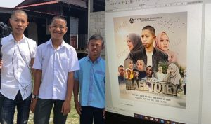 Syahmi Sazli Bakal Muncul Dengan Filem Sulung 'Mael Totey The Movie' 3