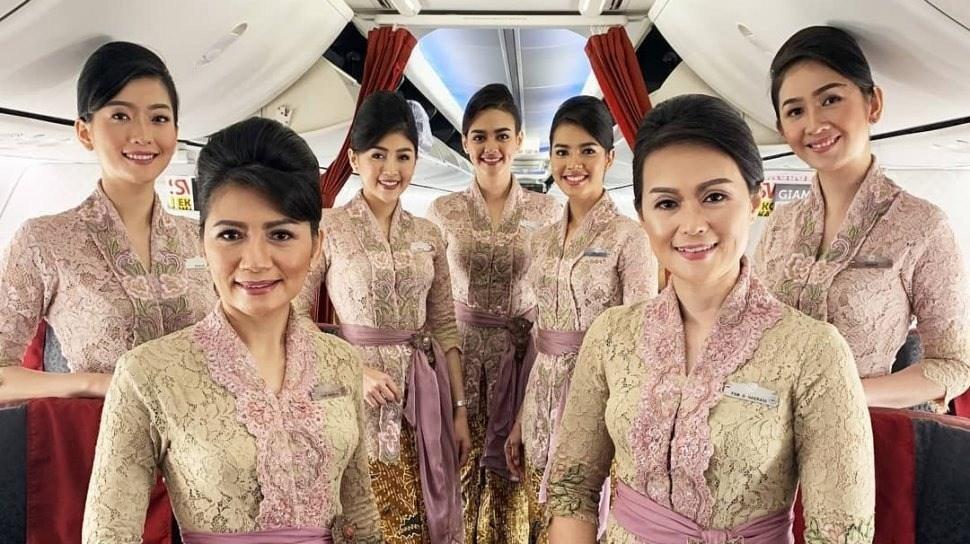 Garuda Indonesia Pelitup Muka