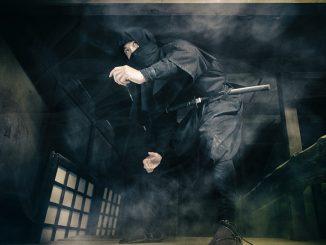 Jepun Pengajian Ninja Pertama