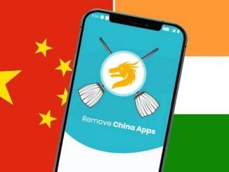 India Sekat Aplikasi China