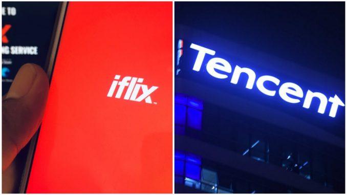 iflix dijual Tencent