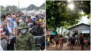 Ganjaran Wang Penduduk Filipina Berpindah Ke Kampung