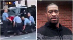 Polis Tuduhan Membunuh George Floyd