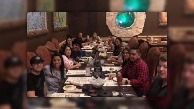 14 Ahli Keluarga Positif COVID-19 Majlis Makan