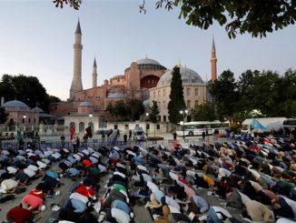 Hikmah Hagia Sophia Masjid