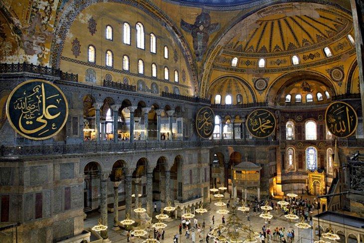 85 Tahun Pegang Status Muzium, Mungkinkah Hagia Sophia Akan Dijadikan Sebagai Masjid Semula 1