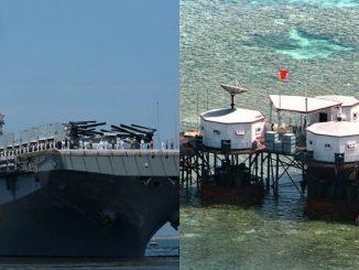 Binaan 'Kubu' Tanda Kedegilan Luar Biasa China Tuntut Kawasan Laut China Selatan
