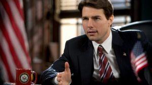 Giliran Tom Cruise Bertanding Jawatan Presiden Amerika Syarikat