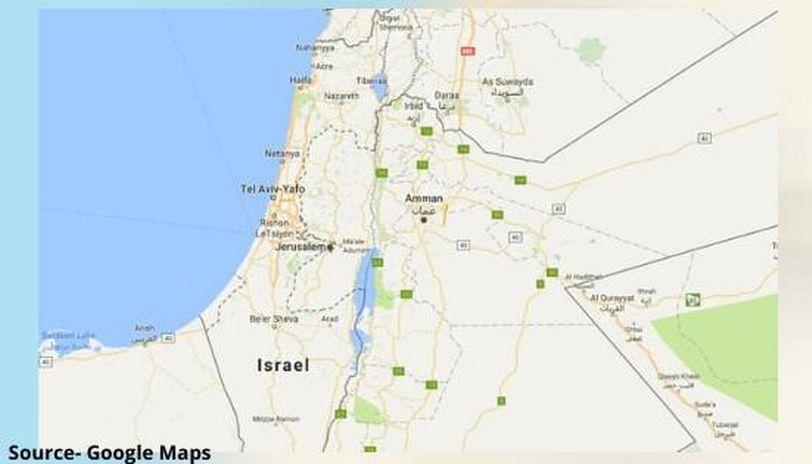 Isu Palestin Dipadam Dari Peta Dunia, Ini Jawapan Google