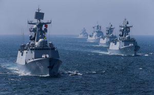 Kapal China Cuba Ceroboh Masuk Sempadan Perairan Malaysia Sebanyak 89 Kali Sepanjang 4 Tahun 1