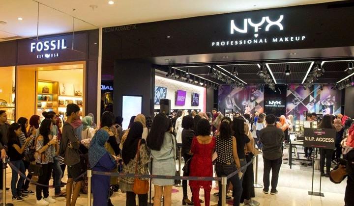 Kedai Kosmetik NYX Umum Tutup Perniagaan Di Malaysia Menjelang Akhir Julai Dengan 80% Diskaun 1