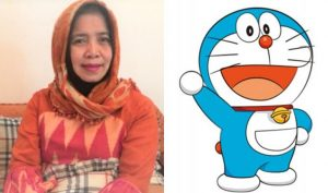 Pelakon Alih Suara Animasi Doraemon Meninggal Dunia 5