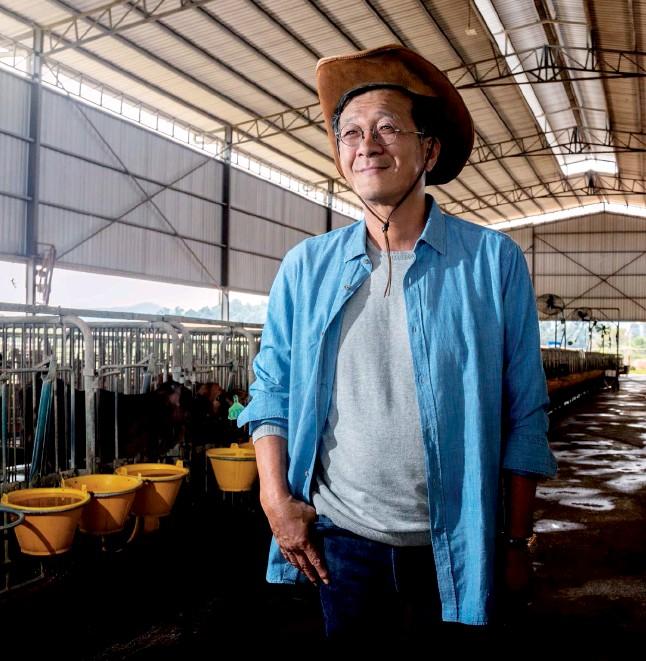 Rahsia Di Sebalik Kejayaan Susu Jenama Farm Fresh