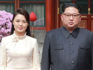 Ri Sol-ju Sisi Gelap Bergelar Isteri Kepada Kim Jong-un