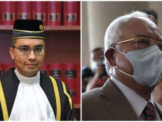 Hakim Kes Najib Cucu Saudara Mahathir