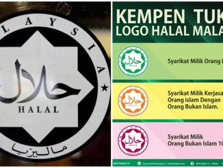 Logo Halal Tiga Warna