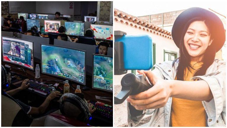Blogger Diiktiraf Pekerjaan Di China