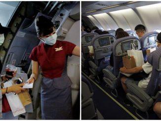 Penerbangan Palsu Mengidam Travel