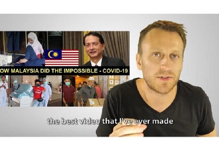 Youtuber Kecewa Facebook Sekat Video Puji Malaysia