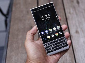 BlackBerry Bakal Comeback Dengan Fungsi Papan Kekunci Fizikal 2