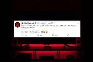 Cubaan Netflix Ajak Orang Ramai Terjemah Tajuk Filem Dikritik 1