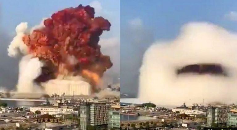 Letupan Beirut Hiroshima