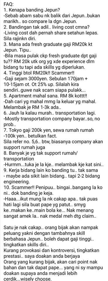 Hanya Gah Pada Nama, Gaji Jurutera Di Malaysia 'Undervalued' 3