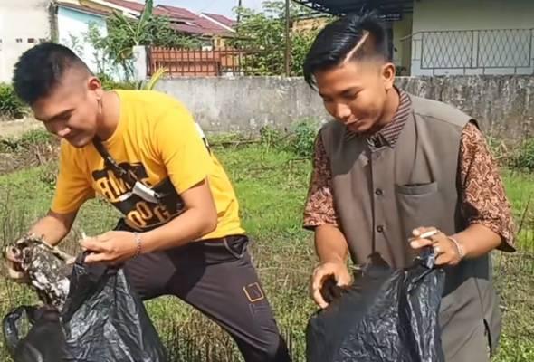 Hukuman Penjara 10 Tahun Menanti YouTuber Indonesia Selepas 'Prank' Plastik Daging Korban Isi Sampah