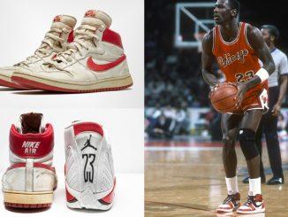 Kasut Michael Jordan Catat Sejarah Terjual Dengan Harga RM2.5 Juta 3