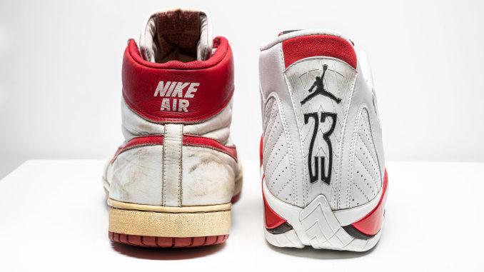 Kasut Michael Jordan Catat Sejarah Terjual Dengan Harga RM2.5 Juta