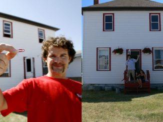 Kisah Lelaki Yang Berjaya Miliki Rumah Hanya Dengan Tukaran Satu Klip Kertas 4