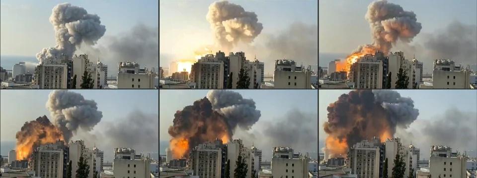 Sedih Bertukar Marah, Seruan Reformasi Bergema Selepas Insiden Letupan Beirut 1