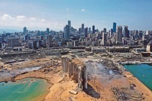Sedih Bertukar Marah, Seruan Reformasi Bergema Selepas Insiden Letupan Beirut 2