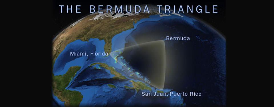 Tiada Kaitan Dengan Mistik, Wartawan Ini Rungkai Misteri 'Kehilangan' Di Laut Segi Tiga Bermuda 1