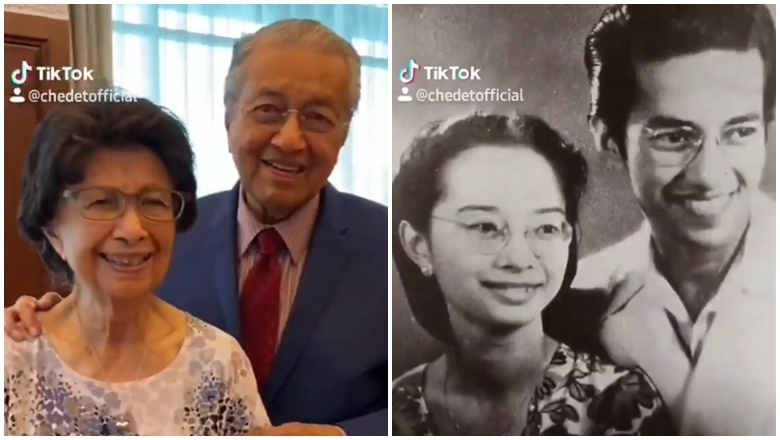 Dr Mahathir Akaun TikTok
