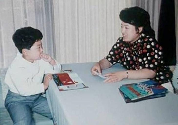 Korea Utara Belajar Subjek Kim Jong-un