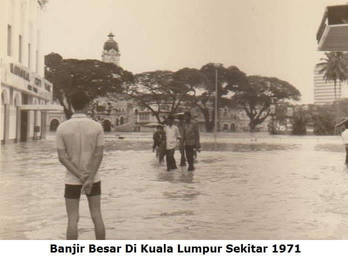 Banjir Besar Kuala Lumpur 1971