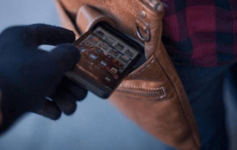 Pencuri Pulangkan Semula Telefon