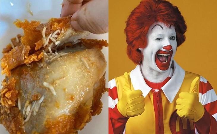 Ambil Serius Tohmahan Ayam Berulat, McDonald's Bakal Ambil Tindakan Undang-Undang 3