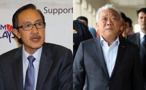 Baru 3 Jam Angkat Sumpah, Dua Menteri #SabahMemilih Bertukar Portfolio 3