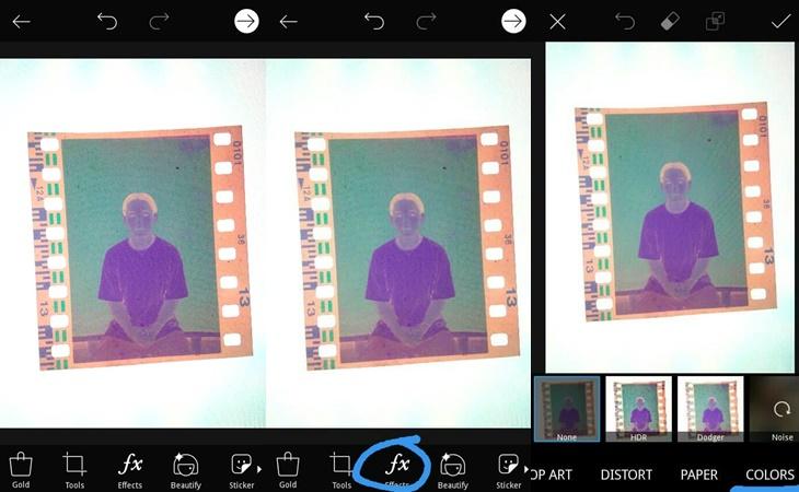 Dikongsi Lebih 92K Kali, Lihat Cara Lelaki Ini Tukar Negatif Filem Jadi Gambar Digital 1