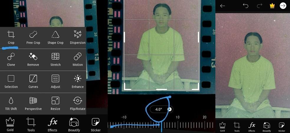 Dikongsi Lebih 92K Kali, Lihat Cara Lelaki Ini Tukar Negatif Filem Jadi Gambar Digital 4