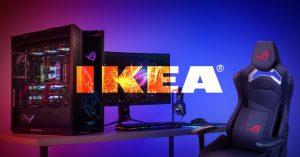 IKEA Bekerjasama Dengan ASUS' ROG Untuk Hasilkan Perabot 'Gaming' 2