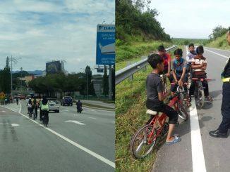 JPJ Mula Masuk Campur Selepas Banyak Kejadian Melibatkan Geng Basikal 3