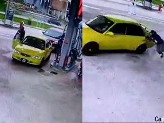 Kuasa Tular Bantu Berkas Suspek Curi Kereta Di Pam Minyak Selepas 6 Jam 2