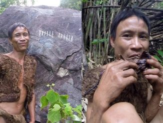 Lebih 40 Tahun Hidup Dalam Hutan, Lelaki Ini Fikir Dunia Masih Dalam Perang 5