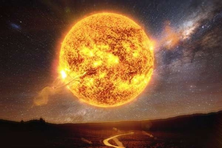 Lihat Apa Yang Akan Berlaku Pada Dunia Jika Matahari Mati